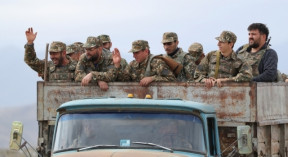 Erməni Silahlı Qüvvələri Qarabağ ərazisini tərk edir