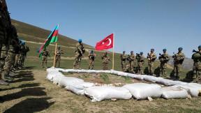 Azərbaycan və Türkiyə ordularının birgə təlimləri başlayıb
