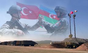 Azərbaycan və Türkiyə ordularının rabitə qoşunları birgə təlimlərə başlayıb