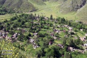 Laçının Bozlu kəndi