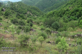 Kəlbəcərin Günəşli kəndi