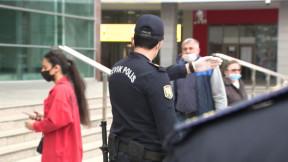 Polis reyd keçirdi