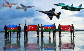 Naxçıvanda Azərbaycan vəTürkiyə arasındairimiqyaslı hərbi təlimlər başlayıb
