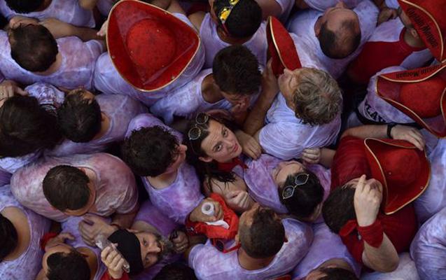 Ölüm festivalı başladı - Fotolar