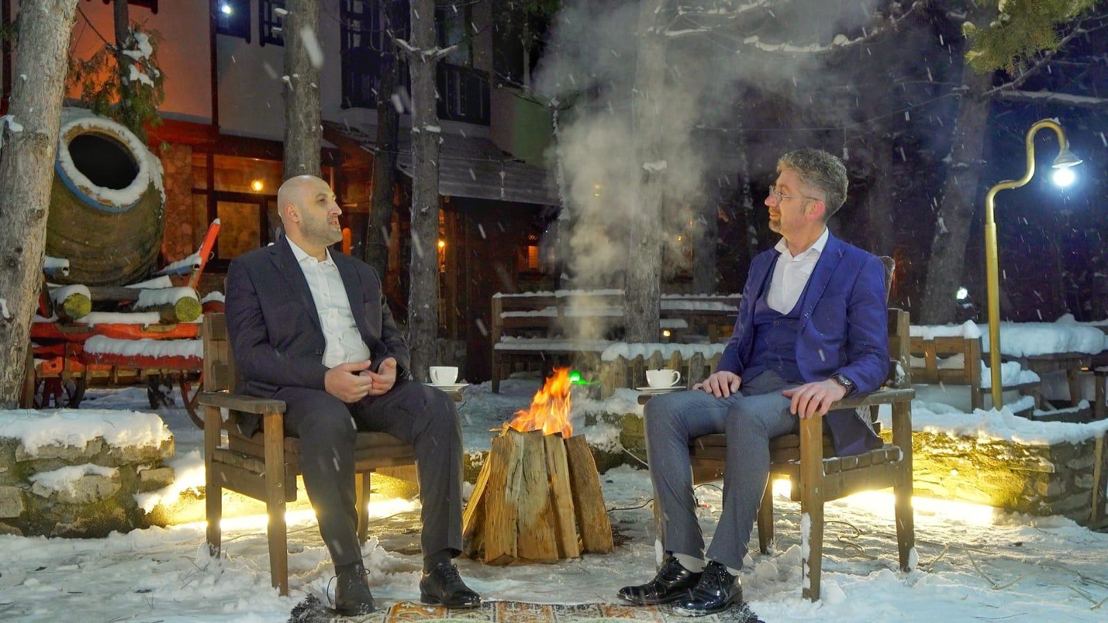 Azerbaycanlı işadamı ''Başarı Hikayeleri'' programının konuğu oldu - VİDEO