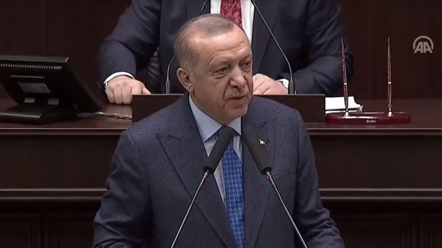 Erdoğan: Koronavirüs konusunda her türlü önlemi vakitlice aldık - VİDEO